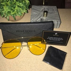 Brand New Prive Revaux Sunglasses